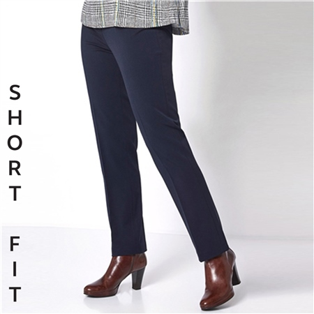 Toni 'Steffi' Short Fit Classic Trousers - Marine  - Click to view a larger image
