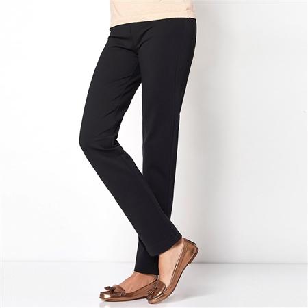 Toni 'Alice' Pull On Trousers - Black
