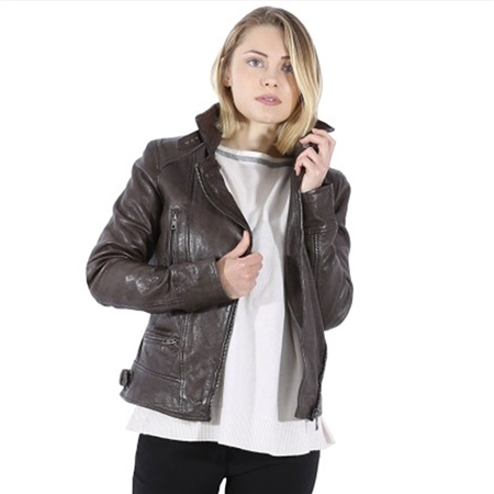 Oakwood 'Video' Leather Jacket  - Click to view a larger image