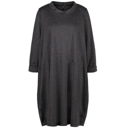 Oska 'Fumatha' Jersey Dress - Storm