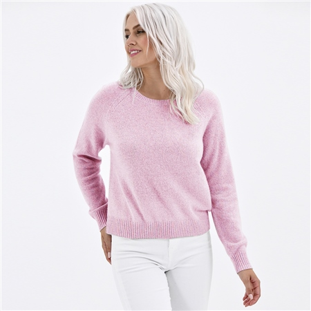 Brodie 'Willow' 100% Cashmere Sweatshirt - Bambina  - Click to view a larger image