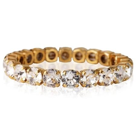 Caroline Svedbom 'Gia' Swarovski Crystal Stretch Bracelet - Crystal