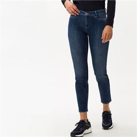 Brax 'Spice' Skinny Fit Jeans - Regular Blue