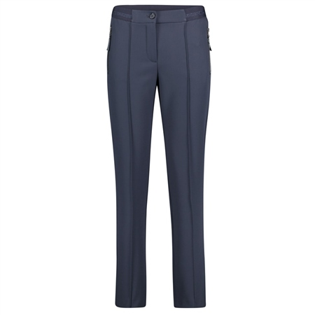 Betty Barclay Zip Pocket Trousers - Dark Sky