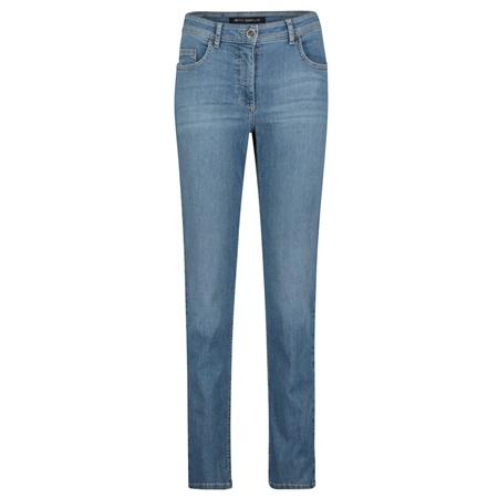Betty Barclay Slim Fit Jeans - Light Blue Denim