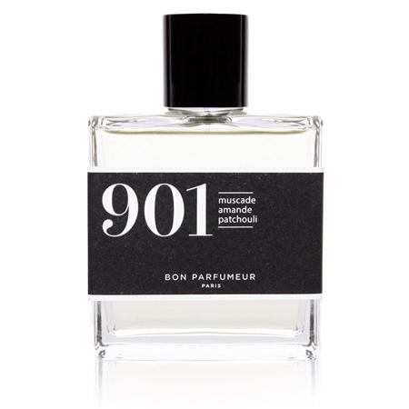 Bon Parfumeur Eau De Parfum 901 - Nutmeg, Almond and Patchouli