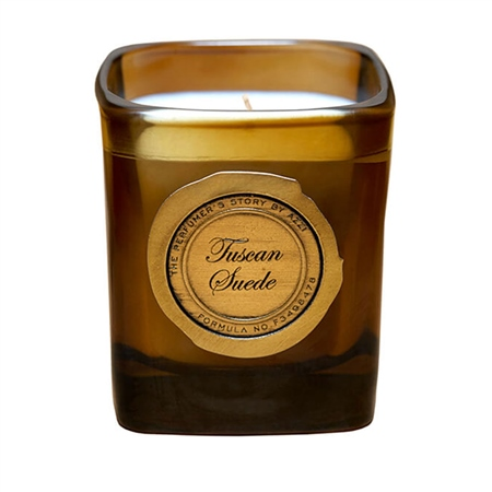 The Perfumers Story Tuscan Suede Candle