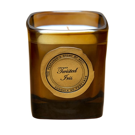 The Perfumers Story Twisted Iris Candle