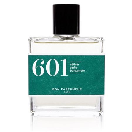 Bon Parfumeur Eau De Parfum 601 - Vetiver, Cedar and Bergamot